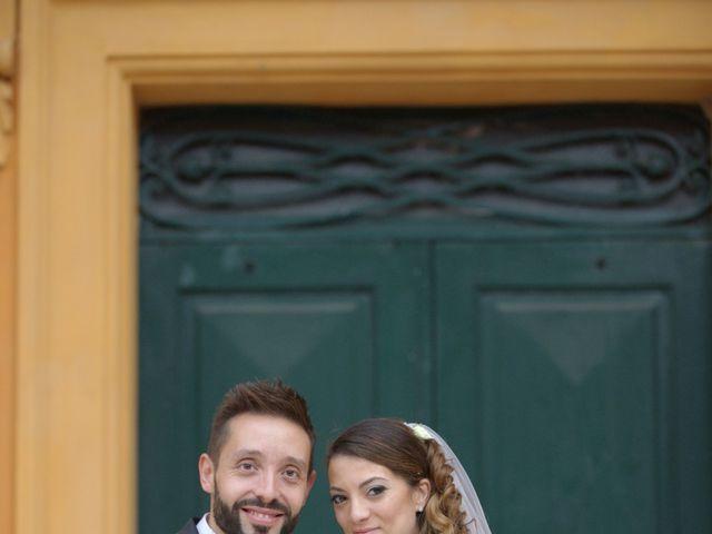 Il matrimonio di Christian e Alessia a Carpi, Modena 13