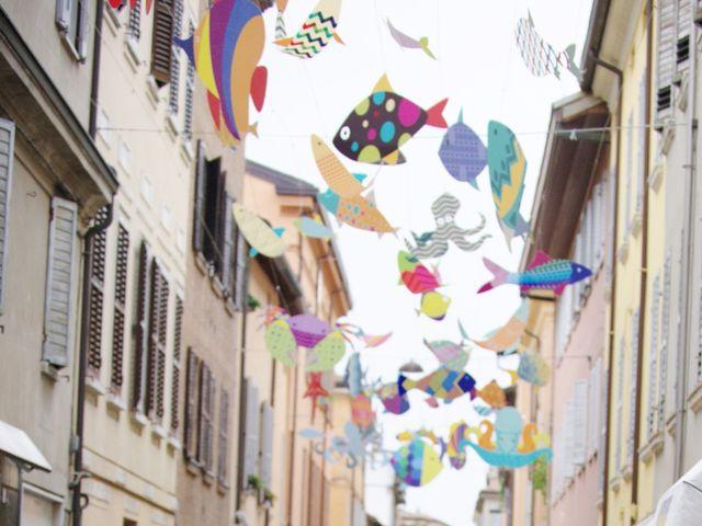 Il matrimonio di Christian e Alessia a Carpi, Modena 14