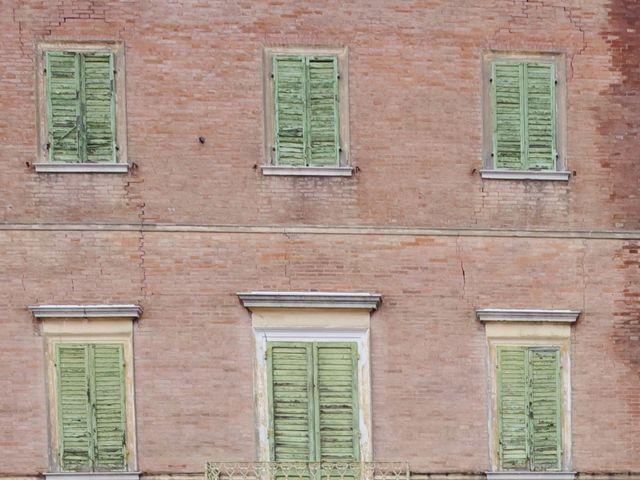 Il matrimonio di Christian e Alessia a Carpi, Modena 16