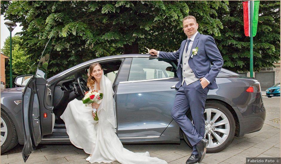 Il matrimonio di Luca e Marta a Monza, Monza e Brianza