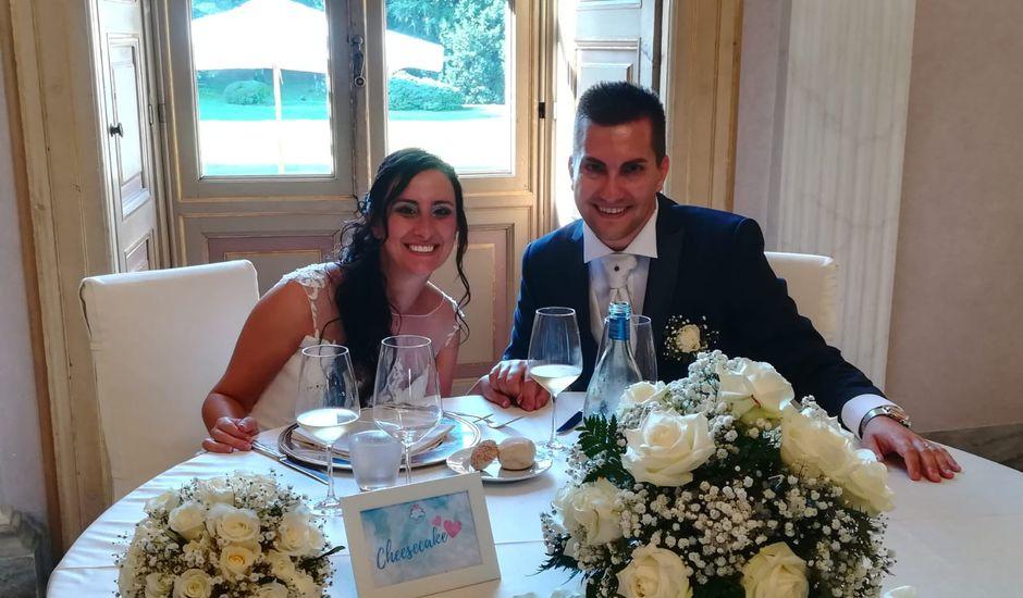 Il matrimonio di Federico e Laura a Cassina de' Pecchi, Milano
