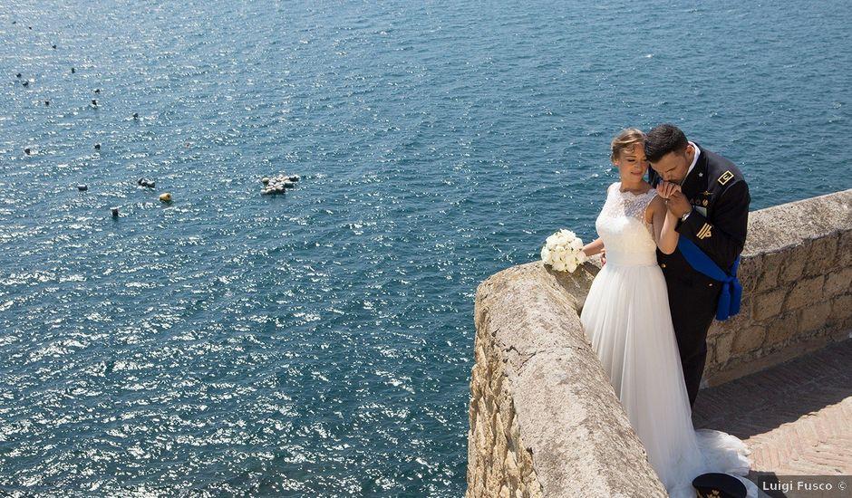 Il matrimonio di Luigi e Gessica a Teverola, Caserta