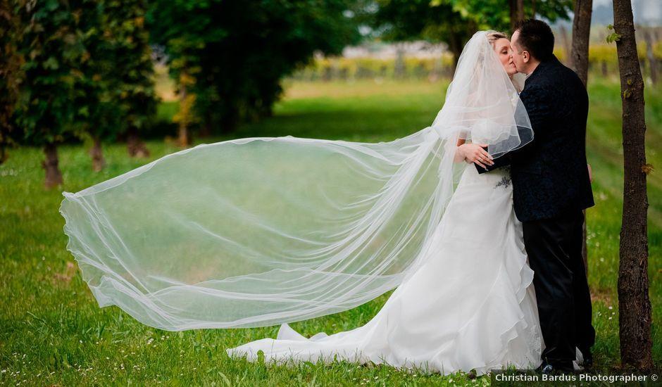 Il matrimonio di Alessandro e Ambra a Manzano, Udine