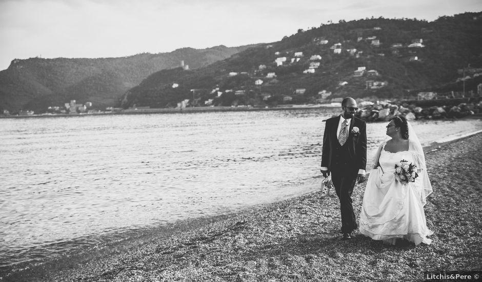 Il matrimonio di Alessio e Sara a Savona, Savona