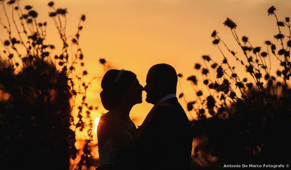 Il matrimonio di Fabio e Sara a Agropoli, Salerno