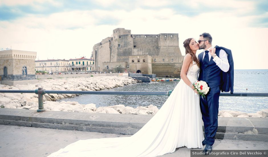 Il matrimonio di Giusy e Giuseppe a Giugliano in Campania, Napoli