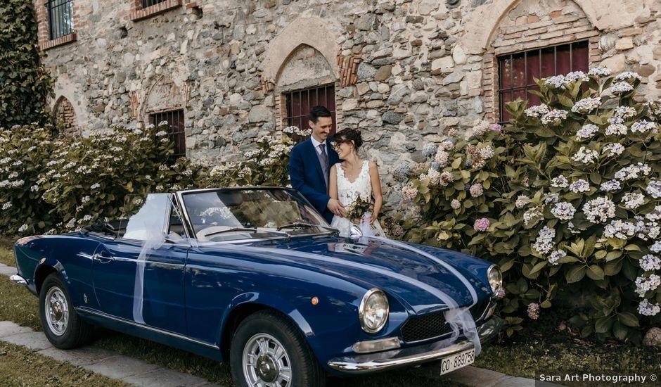Il matrimonio di Andrea e Myriam a Erba, Como