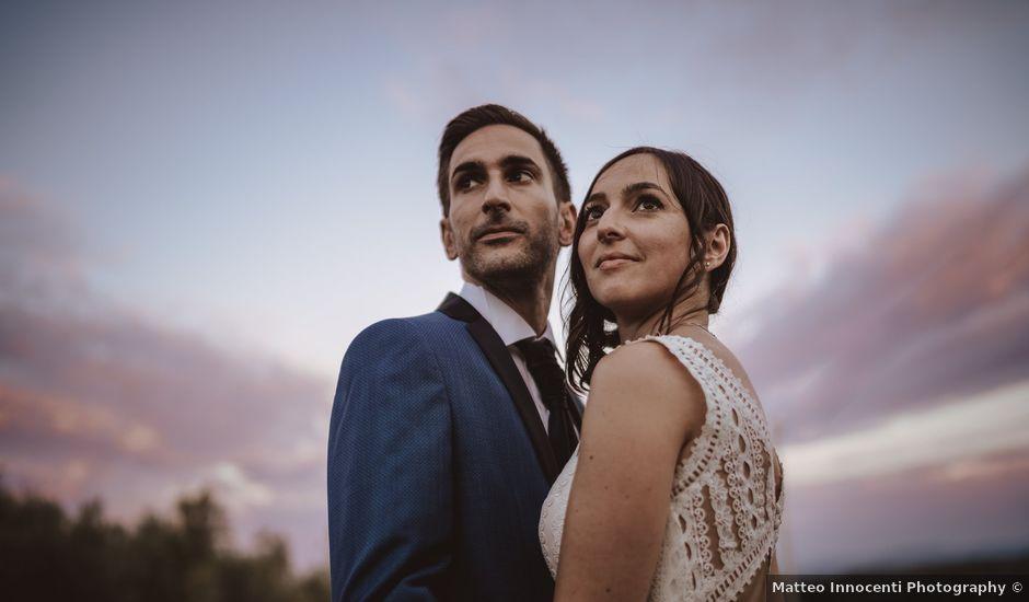 Il matrimonio di Francesco e Cristina a Figline Valdarno, Firenze