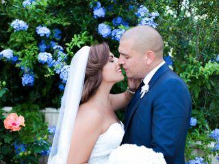Le nozze di Ornella e Rafael