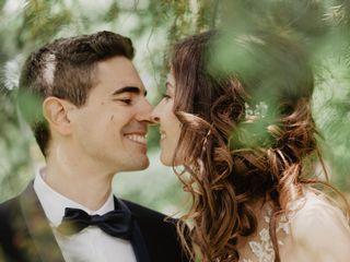 Le nozze di Sabrina e Guido