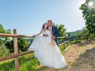 Le nozze di Valentina e Yari