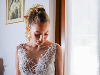 Le nozze di Chiara e Friday 2
