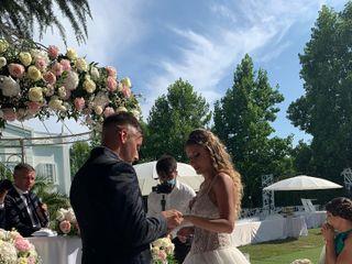 Le nozze di Serena e Agostino 1