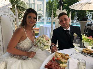 Le nozze di Serena e Agostino