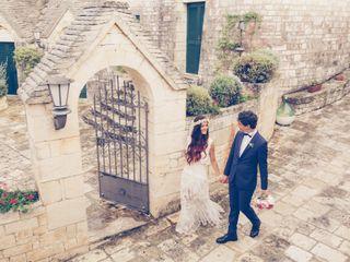 Le nozze di Brunella e Michele