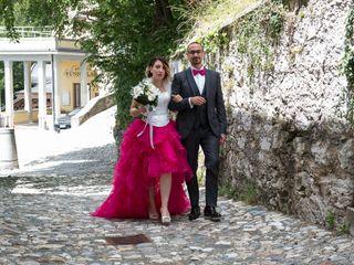 Le nozze di Francesca e Massimiliano