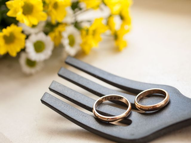 Il matrimonio di Alex e Alessia a Orsogna, Chieti 13