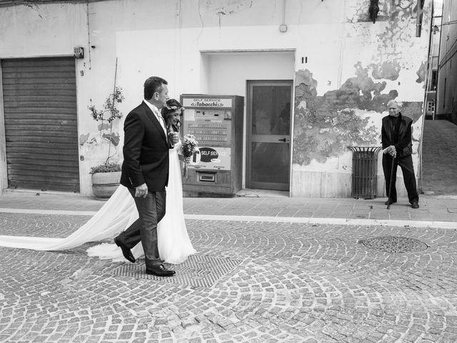 Il matrimonio di Alex e Alessia a Orsogna, Chieti 42