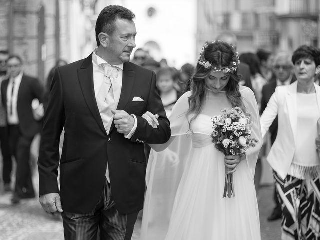 Il matrimonio di Alex e Alessia a Orsogna, Chieti 43