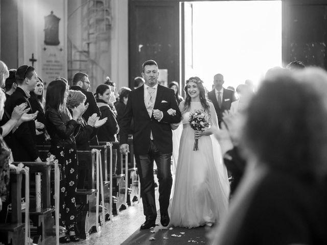 Il matrimonio di Alex e Alessia a Orsogna, Chieti 44