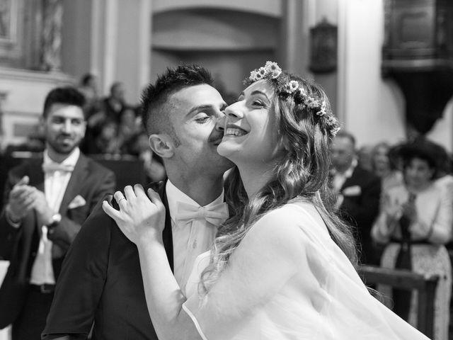 Il matrimonio di Alex e Alessia a Orsogna, Chieti 48