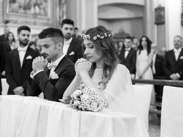Il matrimonio di Alex e Alessia a Orsogna, Chieti 51