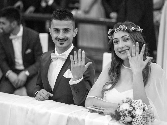 Il matrimonio di Alex e Alessia a Orsogna, Chieti 52