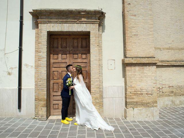 Il matrimonio di Alex e Alessia a Orsogna, Chieti 54