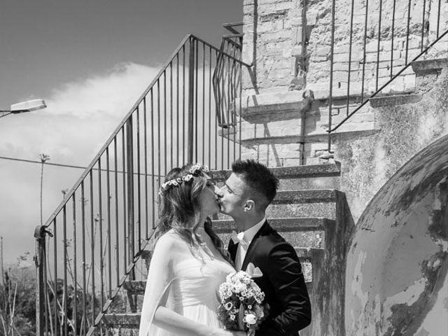 Il matrimonio di Alex e Alessia a Orsogna, Chieti 55