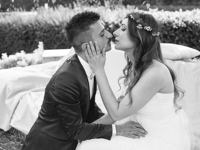 le nozze di Alessia e Alex