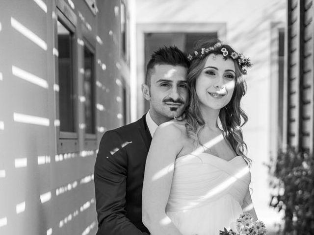 Il matrimonio di Alex e Alessia a Orsogna, Chieti 65