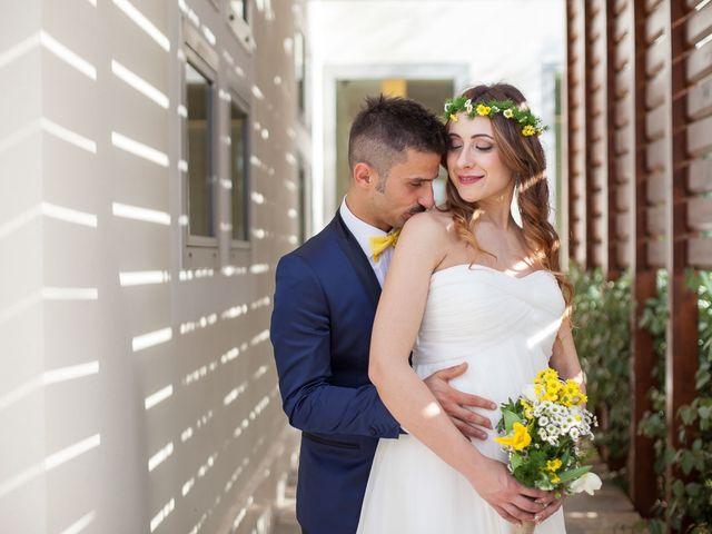 Il matrimonio di Alex e Alessia a Orsogna, Chieti 68