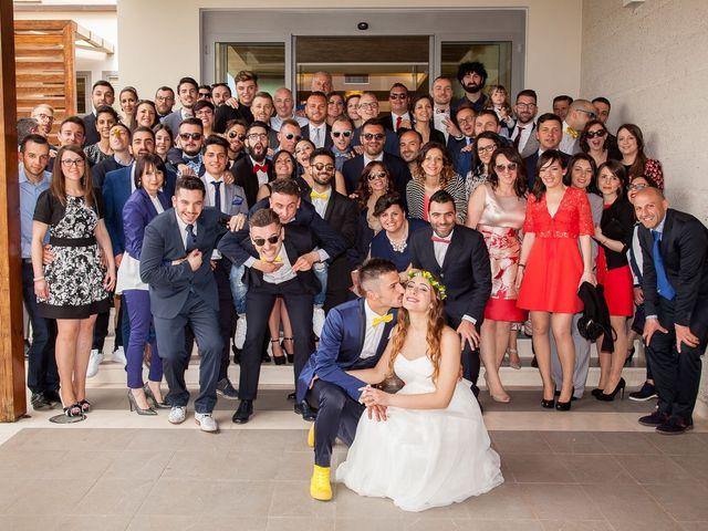 Il matrimonio di Alex e Alessia a Orsogna, Chieti 70