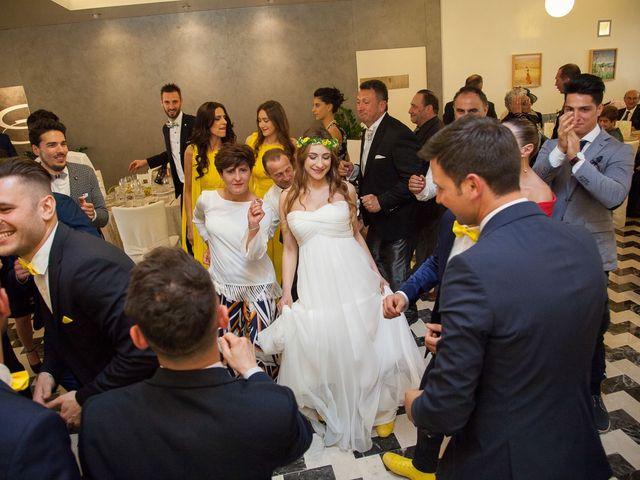 Il matrimonio di Alex e Alessia a Orsogna, Chieti 71