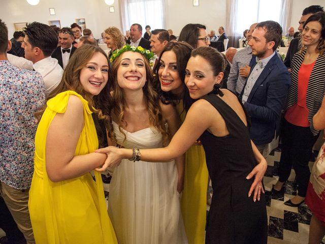 Il matrimonio di Alex e Alessia a Orsogna, Chieti 73