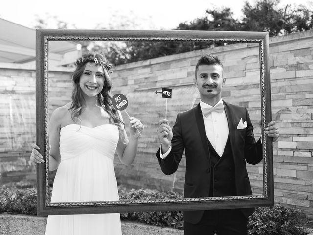 Il matrimonio di Alex e Alessia a Orsogna, Chieti 75