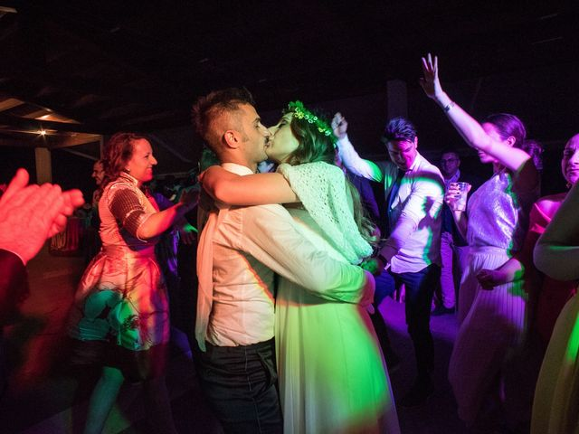 Il matrimonio di Alex e Alessia a Orsogna, Chieti 84
