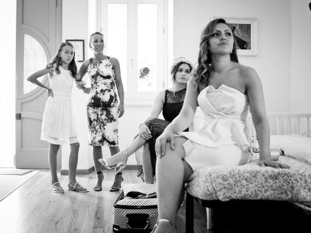 Il matrimonio di Rafael e Ornella a Grottammare, Ascoli Piceno 9