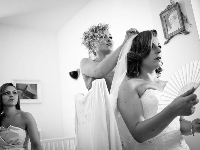 Il matrimonio di Rafael e Ornella a Grottammare, Ascoli Piceno 10