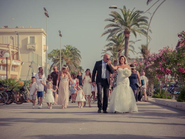 Il matrimonio di Rafael e Ornella a Grottammare, Ascoli Piceno 27