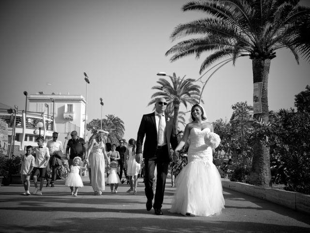 Il matrimonio di Rafael e Ornella a Grottammare, Ascoli Piceno 28