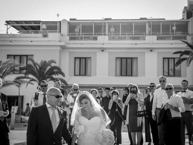 Il matrimonio di Rafael e Ornella a Grottammare, Ascoli Piceno 32