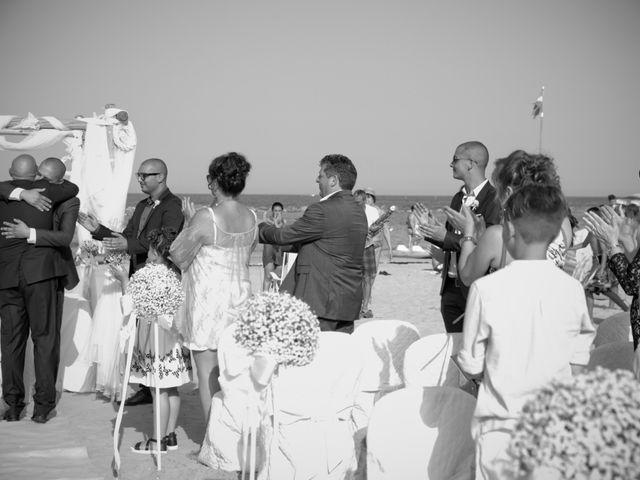 Il matrimonio di Rafael e Ornella a Grottammare, Ascoli Piceno 33