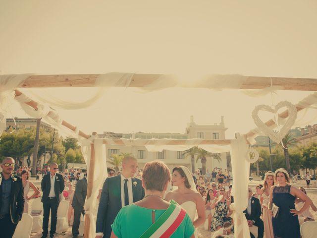 Il matrimonio di Rafael e Ornella a Grottammare, Ascoli Piceno 35