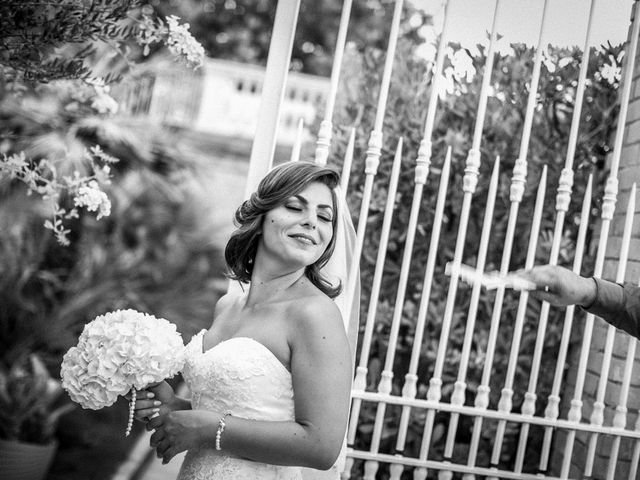 Il matrimonio di Rafael e Ornella a Grottammare, Ascoli Piceno 39