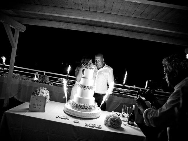 Il matrimonio di Rafael e Ornella a Grottammare, Ascoli Piceno 45