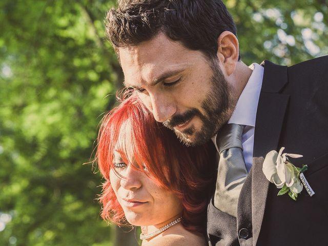 Il matrimonio di Francesco e Yessica a Robecco sul Naviglio, Milano 17