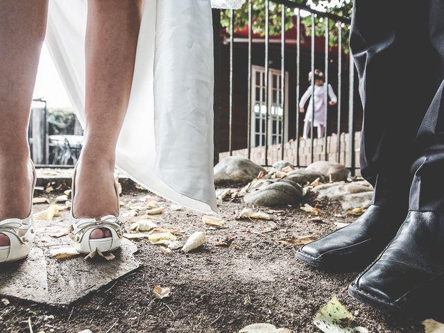 Il matrimonio di Francesco e Yessica a Robecco sul Naviglio, Milano 24