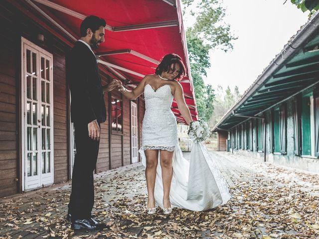 Il matrimonio di Francesco e Yessica a Robecco sul Naviglio, Milano 25