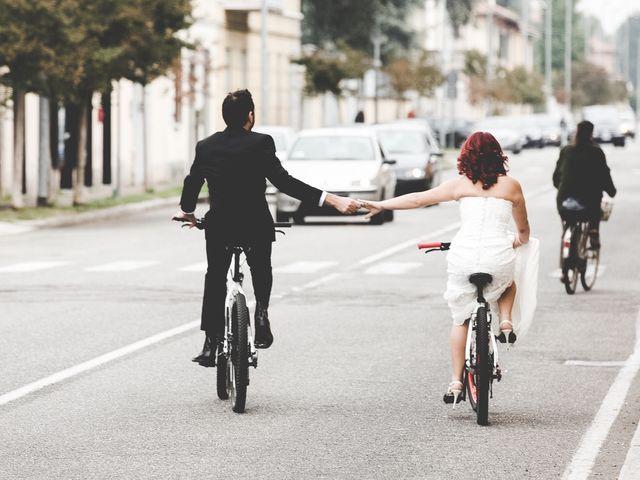 Il matrimonio di Francesco e Yessica a Robecco sul Naviglio, Milano 14